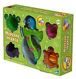 Игрушки для ванной «Морские чудеса», 5506