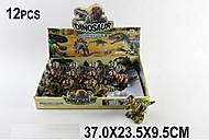 Игрушки - динозавры заводные в коробке, SL5588, фото