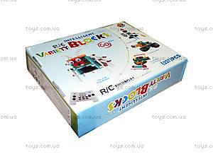 Конструктор на радиоуправлении LongYeah 4-в-1, LYH-R721, игрушки