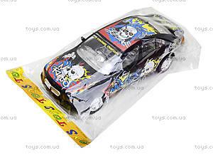 Инерционная детская гоночная машинка, YD911, игрушки