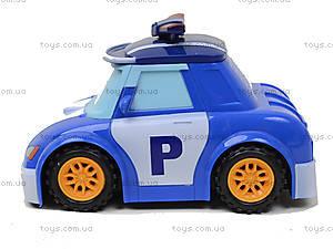 Инерционная детская машина «Робокар Поли», 767-376A, фото