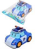 Инерционная детская машина «Робокар Поли», 767-376A, купить