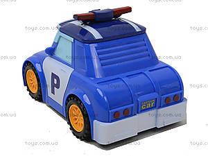 Инерционная детская машина «Робокар Поли», 767-376A, цена