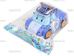 Инерционная детская машина «Робокар Поли», 767-376A, детские игрушки