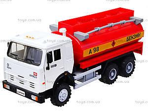 Инерционная машина «Бензин» красная, 9118C, детские игрушки