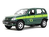 Инерционная машина Chevrolet «Милиция, ДПС», 42379PB-W, фото