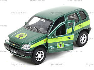 Инерционная машина Chevrolet «Милиция, ДПС», 42379PB-W, цена