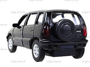Инерционная машина Chevrolet Niva, 42379W, цена