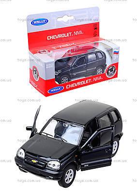 Инерционная машина Chevrolet Niva, 42379W