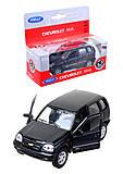 Инерционная машина Chevrolet Niva, 42379W, купить