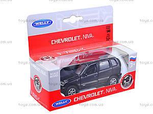 Инерционная машина Chevrolet Niva, 42379W, игрушки