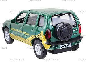 Инерционная машина Chevrolet Niva Trophy, 42379TY-W, магазин игрушек