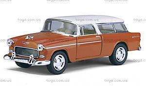 Инерционная машина Chevy Nomad (1955), KT5331W