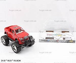 Инерционная машина «Джип с большими колесами», 559-3