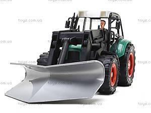 Инерционная машина для детей «Трактор», 27001, фото