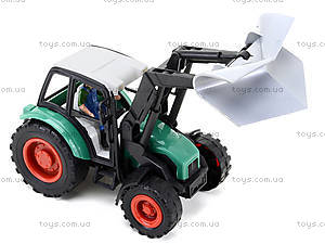 Инерционная машина для детей «Трактор», 27001, отзывы