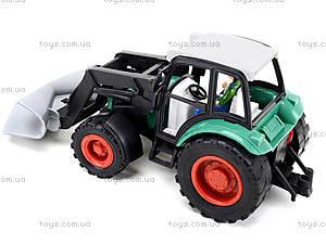 Инерционная машина для детей «Трактор», 27001, цена