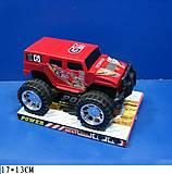 Инерционная машина Хамер, 6688-8, купить
