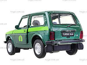 Инерционная машина Lada 4x4 «Лесоохрана», 42386FC-W, цена