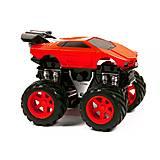 Инерционная машина «Lamborghini» с большими колесами красная, MH168-6, купить