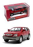 Инерционная машина Lexus RX300, KT5040W, toys.com.ua
