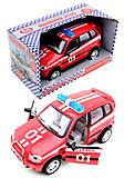 Инерционная машина Нива «Пожарная охрана», 9079-E