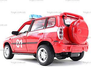 Инерционная машина Нива «Пожарная охрана», 9079-E, Украина