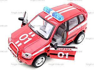 Инерционная машина Нива «Пожарная охрана», 9079-E, доставка