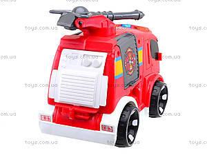 Инерционная машина «Пожарка» для детей, X021-C2, цена