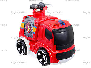 Инерционная машина «Пожарка» для детей, X021-C2, игрушки