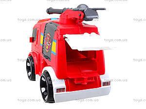 Инерционная машина «Пожарка» для детей, X021-C2, детские игрушки