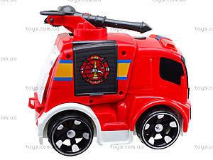 Инерционная машина «Пожарка» для детей, X021-C2, магазин игрушек