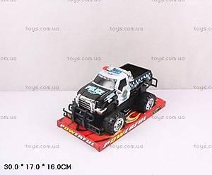 Инерционная машина «Полиция», 689-199