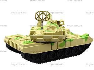 Инерционная машина «Танк» для детей, 8082-3A3, купить