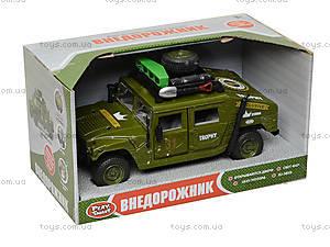 Инерционная машина «Внедорожник», 9100-E-D-C-F, toys.com.ua