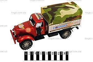 Инерционная машина «Военный грузовик», AS828-2