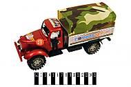 Инерционная машина «Военный грузовик», AS828-2, купить