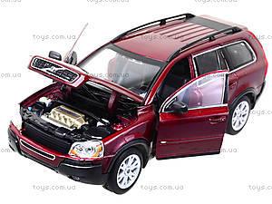 Коллекционная машина Volvo XC90, 22460W, отзывы