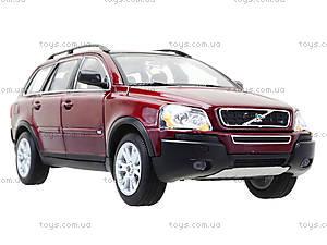 Коллекционная машина Volvo XC90, 22460W, цена