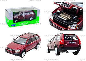 Коллекционная машина Volvo XC90, 22460W