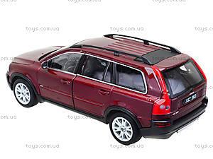 Коллекционная машина Volvo XC90, 22460W, toys.com.ua