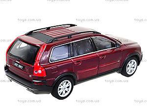 Коллекционная машина Volvo XC90, 22460W, детский