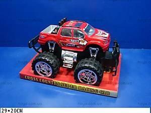 Инерционная машинка джип «Sport» , 3788-28