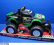 Инерционная машинка-джип, 689-27