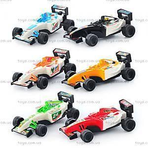 Инерционная машинка «Формула 1», 8623-6