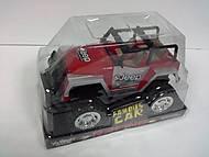 Инерционная машинка «Jeep», DJ909B1, отзывы