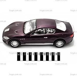 Инерционная машинка «Super Car», 9118