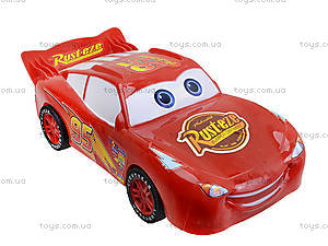Детская инерционная машина «Молния МакКуин», 518-09, игрушки