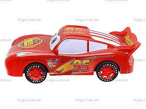 Детская инерционная машина «Молния МакКуин», 518-09, магазин игрушек