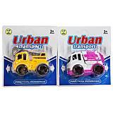 Инерционная машинка «Urban Transport», MY9001-1